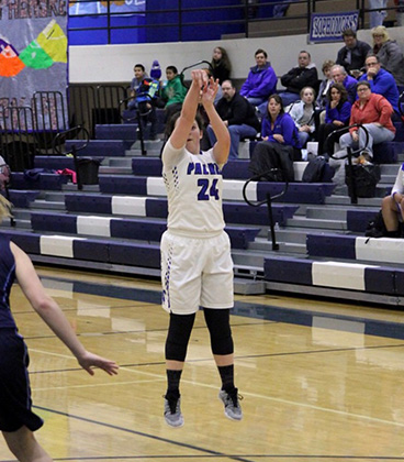 Emma Uschmann Commits to WVC Women's Basketball